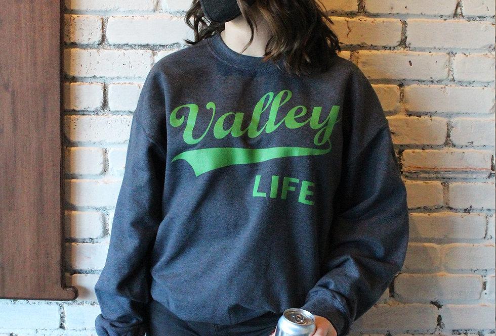 Valley Life Crewneck Sweatshirt