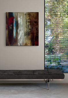"""Art"" - 2017 - 100 x 100"