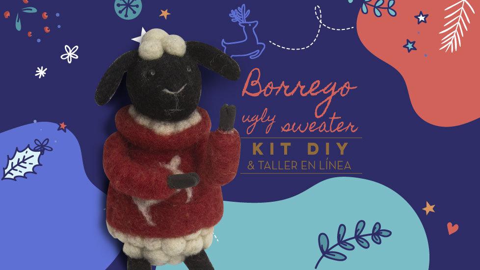 Borrego ugly sweater