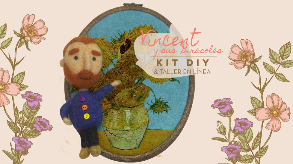 Vincent y sus girasoles