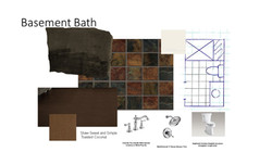 Bath 2 Finish Board