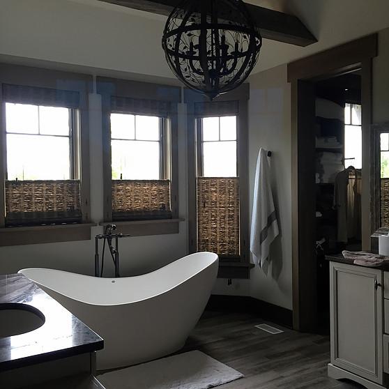 Custom Designed Master Bath