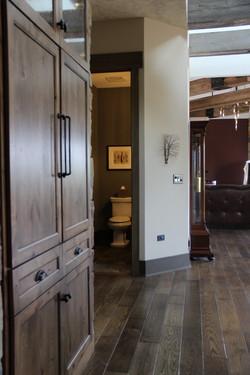 Bar and Guest Bath
