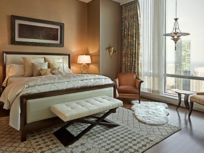 Custom Master Bedroom