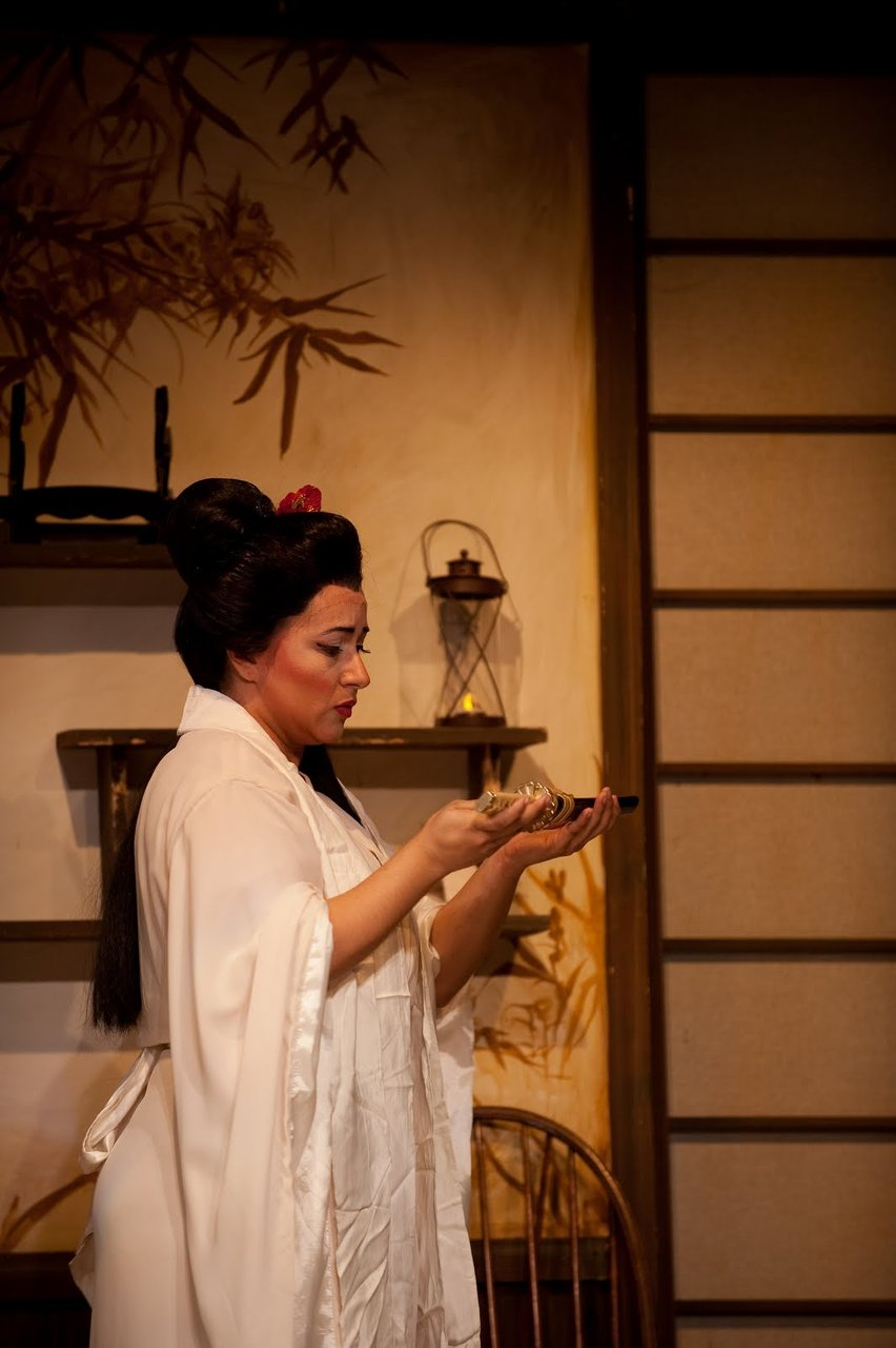Act III, Madama Butterfly