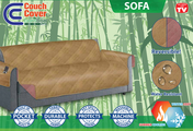 Couch Cover Bamboo Cool Sofa (H-0288)