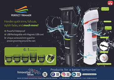Perfect Trimmer Deluxe (P-0582)