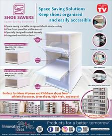 Shoe Savers (H-0284)