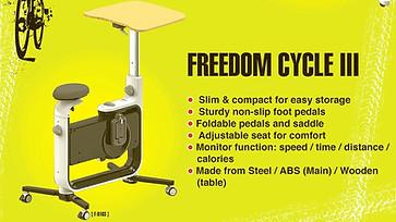 Freedom Cycle III (F-0162)