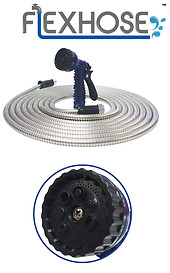 Flexhose Super Steel(D-0211 D-0212 D-0213 D-0214)