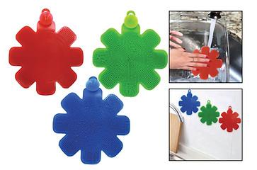 Silicone Magic Sponge Set of 3 (K-0433)