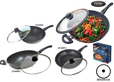 Cucina Stoneware Wok (K-0302) (K-0303) (K-0304)