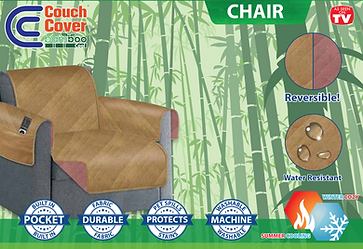 Couch Cover Bamboo Coo Chair (H-0286)