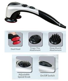 Turbo Massager Pro (P-0428)
