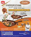 Cucina Copperstone Flip Pan 24cm (K-0508) / 28cm (K-0509)