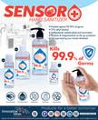 SENSOR+ Hand Sanitizer (P-0571)