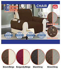 Couch Cover - Chair (H-0185)