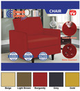 Couch Cover Flex - Chair (H-0260)