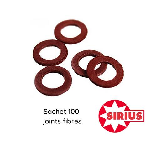 sachet 100 joints fibres 12x17