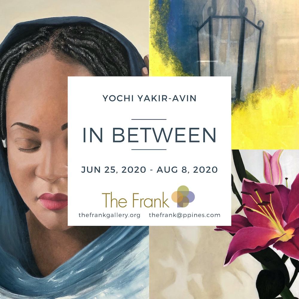 The Frank_Yochi Yakir-Avin_2020 poster