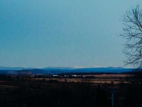 Ticonderoga, New York || Christmas in the Adirondack Mountains