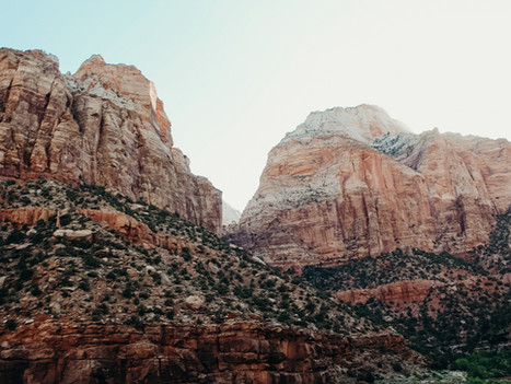 3 National Parks in 3 Days || Bryce Canyon, Zion, & Grand Canyon || Utah & Arizona