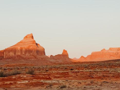 The Wild West pt 1 || Las Vegas, Lake Powell, & Horseshoe Bend || Nevada & Utah