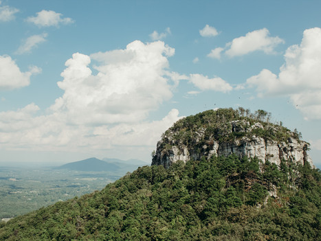 Pilot Mountain || North Carolina