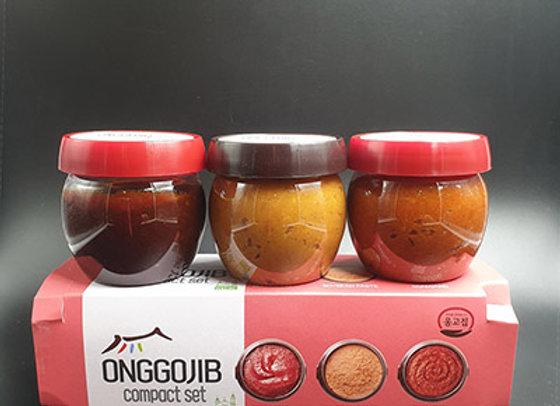 (WH) Onggojib Jaincheng Compact Set