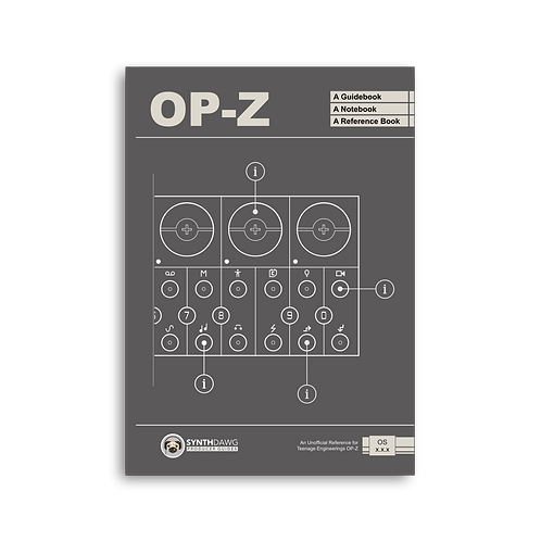 The OP-Z Notebook