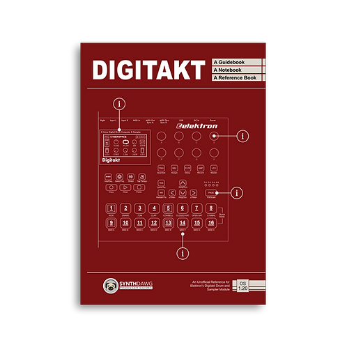 The Digitakt Notebook