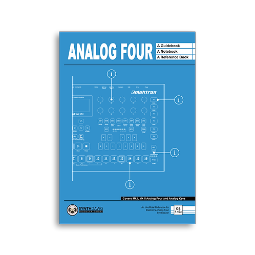 The Analog Four Notebook
