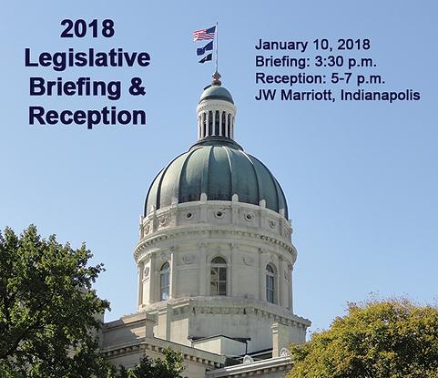 2018 Legislative Briefing & Reception
