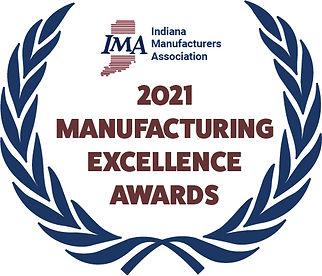 2021 Mfg Excellence Awards Logo - Delivr