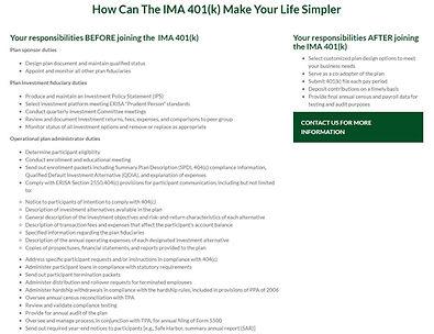 IMA 401k INFO PDF IMAGE - NO PDF - LINK