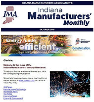 Indiana Manufacturers Monthly IMag for W