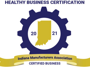 Indiana Manufacturers Association Launches Healthy Business Certification Program
