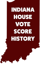 Indiana House Vote Score History 2019.pn