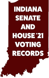 Indiana House and Senate 21 Vote Records