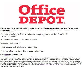 OFFICE DEPOT PROGRAM PAGE PDF - NOT PDF