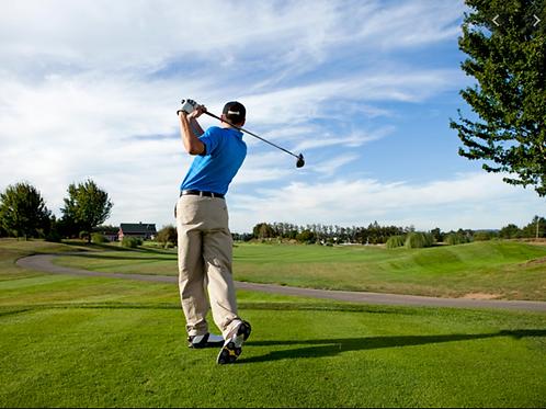 Tee & Golfer Sponsor - Golf