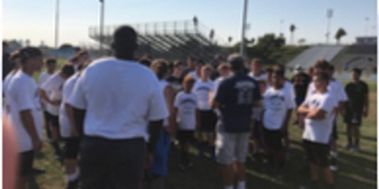 2018 Youth Football Camp (2)