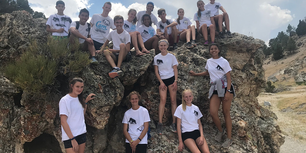2019 Mammoth Cross Country Camp