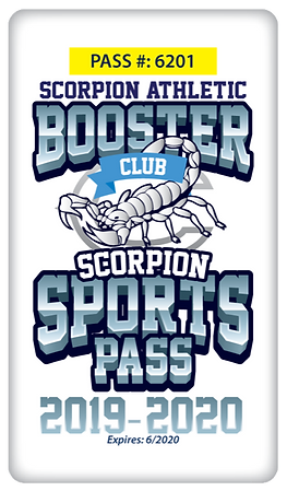 2019-2020 Scorpion Pass - Discounted