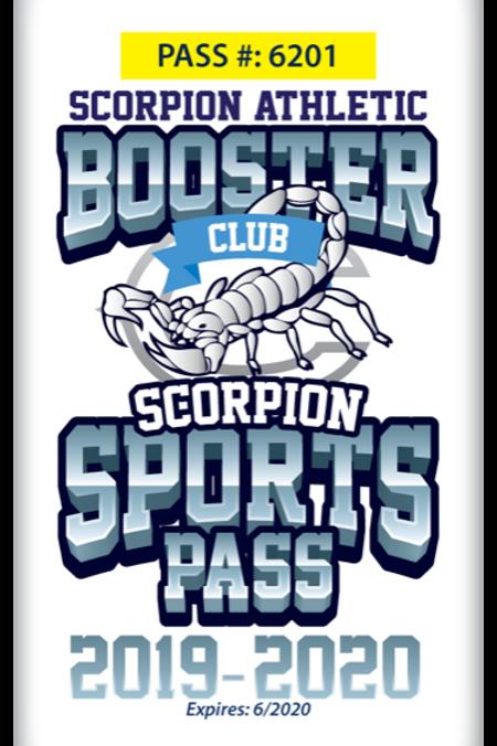 2019-2020 Scorpion Pass - Discounted