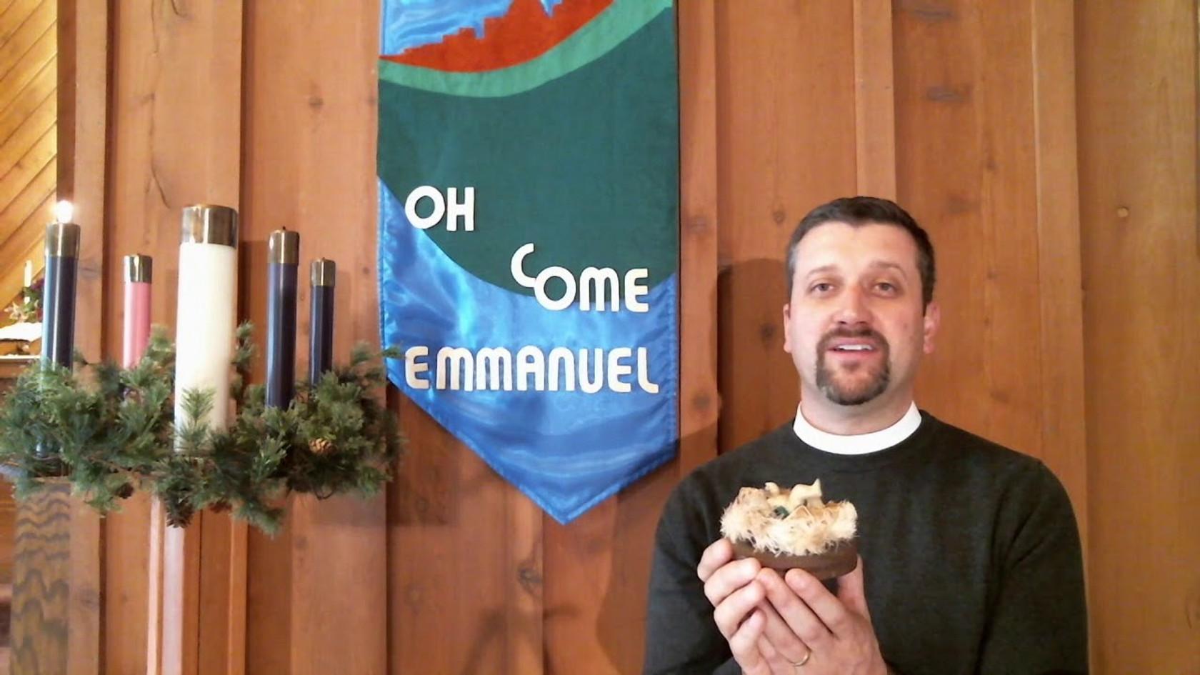 December 9 - The Lamb of God