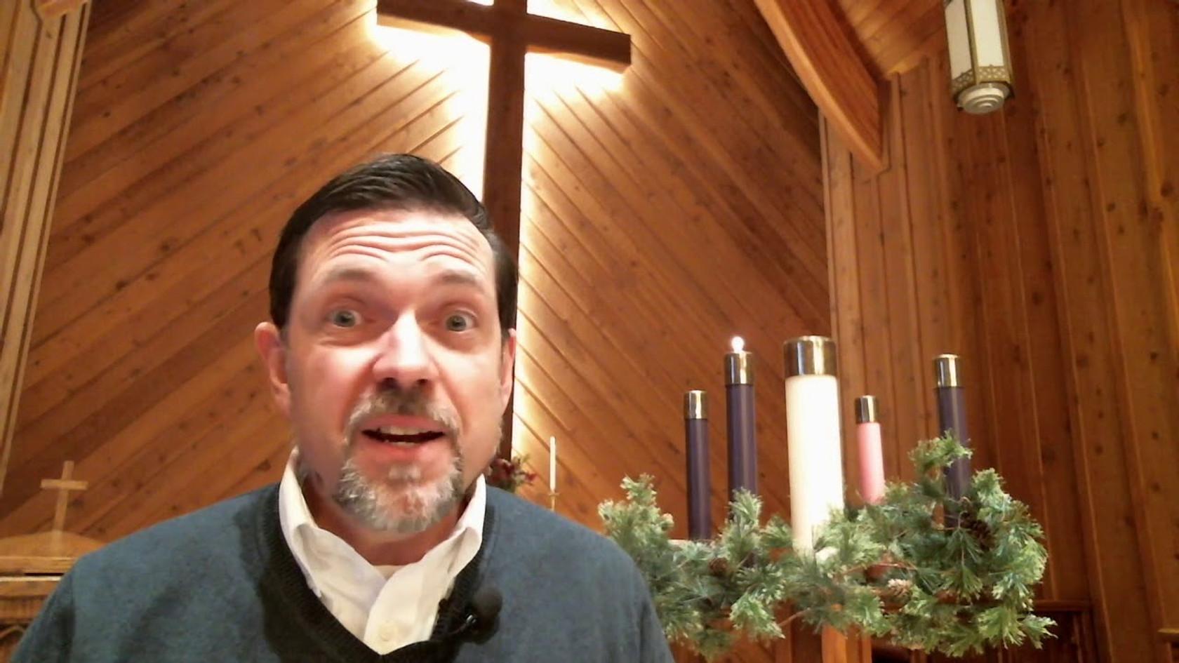 December 4 - Mighty God