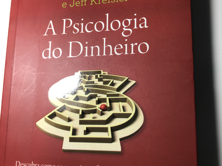 Psicologia do Dinheiro - Dan Ariely