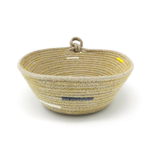 Hemp Rope Hamper - Small
