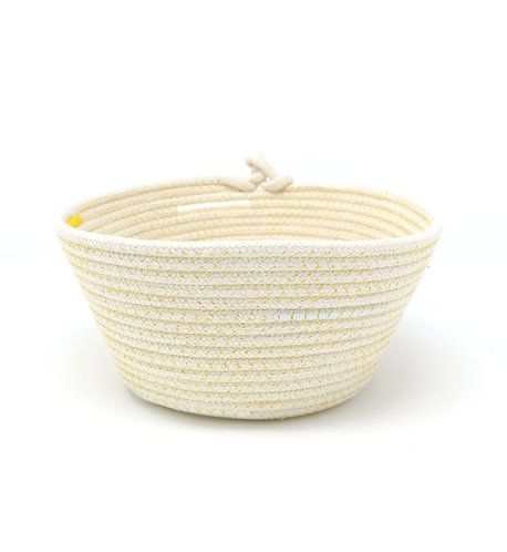 Cotton Rope Hamper - Small